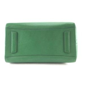 0904061553c9 Givenchy Bags - Antigona Medium Green Leather Shoulder Bag